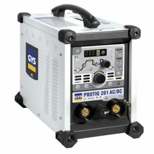 Poste à souder GYS PROTIG 201 AC/DC HF - Devis sur Techni-Contact.com - 1