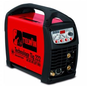 Poste à souder TIG HF TELWIN technology 222 AC/DC - Devis sur Techni-Contact.com - 1