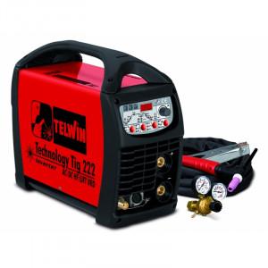 Poste à souder TIG HF TELWIN technology 222 AC/DC - Devis sur Techni-Contact.com - 2