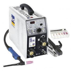 Poste à souder GYS TIG 168 DC HF - Devis sur Techni-Contact.com - 1