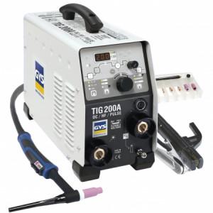 Poste à souder GYS TIG 200 DC HF FV - Devis sur Techni-Contact.com - 1