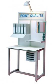 Poste de controle qualité - Devis sur Techni-Contact.com - 1