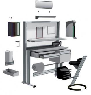Poste de controle qualité aluminium - Devis sur Techni-Contact.com - 1