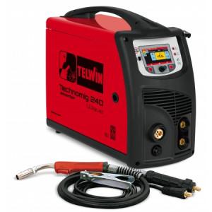 Poste à souder TELWIN DUAL 240 WAVE  Synergic - Devis sur Techni-Contact.com - 1