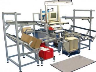 Poste de travail atelier profilé aluminium - Devis sur Techni-Contact.com - 2