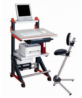 Poste de travail debout ou assis - Devis sur Techni-Contact.com - 1
