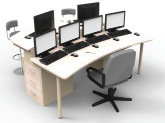 Poste de travail design - Devis sur Techni-Contact.com - 1