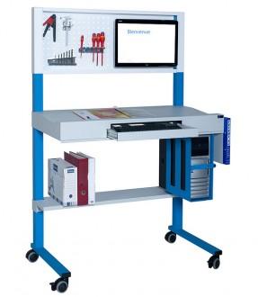 Poste de travail ergonomique industriel - Devis sur Techni-Contact.com - 1