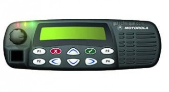 Poste émetteur - récepteur mobile GM360 - Devis sur Techni-Contact.com - 1