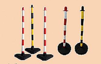 Poteau de balisage de chantier - Devis sur Techni-Contact.com - 1