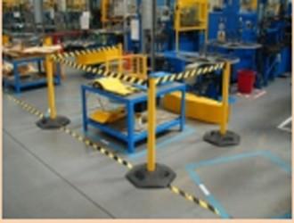 Poteau de balisage de chantier - Devis sur Techni-Contact.com - 5