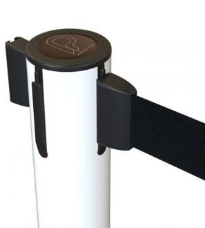Poteau de guidage blanc - Devis sur Techni-Contact.com - 1