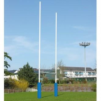 Poteaux de rugby aluminium - Devis sur Techni-Contact.com - 1
