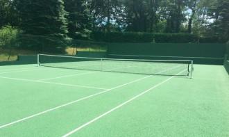 Poteaux de tennis en acier - Devis sur Techni-Contact.com - 2