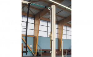 Poteaux de volley ball pour entraînement - Devis sur Techni-Contact.com - 2