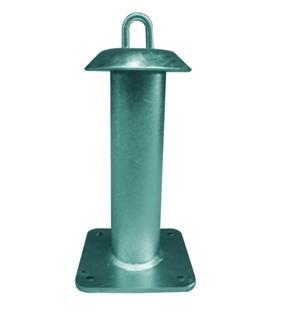 Potelet d'ancrage en acier galvanisé - Devis sur Techni-Contact.com - 1