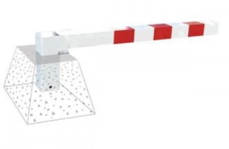 Potelet rabattable pompier - Devis sur Techni-Contact.com - 2
