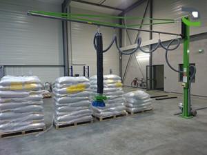 Potence avec rail en aluminium 50 kg - Devis sur Techni-Contact.com - 1