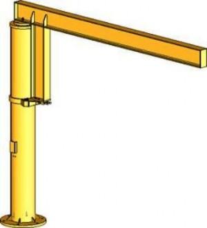 Potence de levage 3200 kg - Devis sur Techni-Contact.com - 1