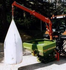 Potence de levage pour sac agricole - Devis sur Techni-Contact.com - 1