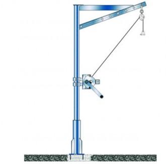 Potence de manutention 150 Kg - Devis sur Techni-Contact.com - 1