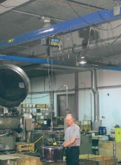 Potence levage monorail - Devis sur Techni-Contact.com - 1