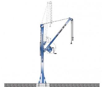 Potence lève station d'épuration - Devis sur Techni-Contact.com - 1