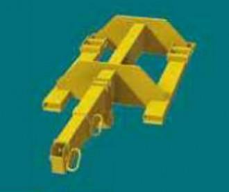 Potence télescopique pour chariot élévateur - Devis sur Techni-Contact.com - 1