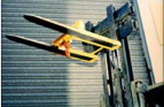Potences de securite pour chariot elevateur - Devis sur Techni-Contact.com - 1