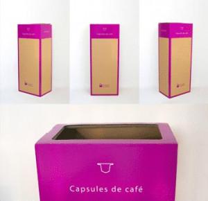Box de recyclage capsules de café - Devis sur Techni-Contact.com - 2