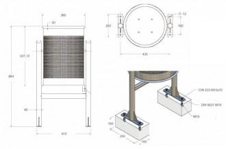 Poubelle grande capacité 60 Litres - Devis sur Techni-Contact.com - 2