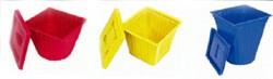Poubelle pour déchets hôpital - Devis sur Techni-Contact.com - 1