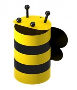 Poubelle pour espaces enfants - Devis sur Techni-Contact.com - 3