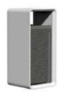 Poubelle publique en béton - Devis sur Techni-Contact.com - 2