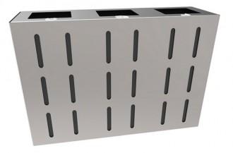 Poubelle tri design - Devis sur Techni-Contact.com - 2