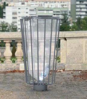 Poubelle vigipirate 100 litres - Devis sur Techni-Contact.com - 2