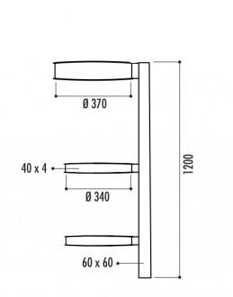 Poubelle vigipirate 2 arceaux - Devis sur Techni-Contact.com - 2