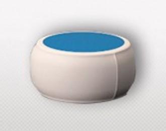 Pouf gonflable publicitaire - Devis sur Techni-Contact.com - 1