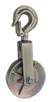 Poulie à chape simple 0.32 à 1.2 Tonnes - Devis sur Techni-Contact.com - 1