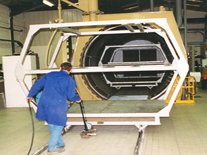 Pousseur pneumatique pour chariot - Devis sur Techni-Contact.com - 3
