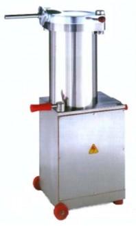 Poussoir vertical hydraulique inox - Devis sur Techni-Contact.com - 1