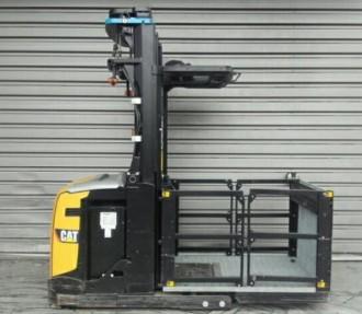 Préparateur de commandes à nacelle élevable - Devis sur Techni-Contact.com - 1