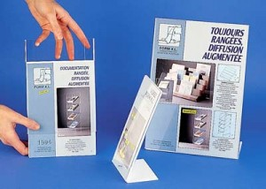 Présentoir à glissière - Devis sur Techni-Contact.com - 2