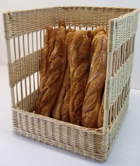 Présentoir à pain debout - Devis sur Techni-Contact.com - 1