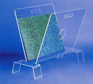 Présentoir à posters plexi - Devis sur Techni-Contact.com - 3