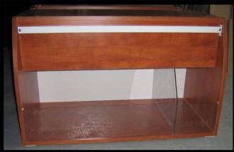 Présentoir bois pour librairie - Devis sur Techni-Contact.com - 1