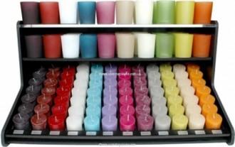 Présentoir bougies parfumées - Devis sur Techni-Contact.com - 1