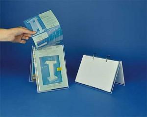 Présentoir catalogues plexi - Devis sur Techni-Contact.com - 2