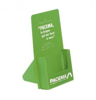 Présentoir de comptoir en polypropylêne - Devis sur Techni-Contact.com - 1