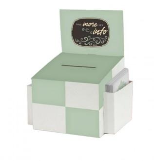 Présentoir en carton compact - Devis sur Techni-Contact.com - 1